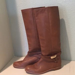 Genuine Coach Christine Boots size 7.5